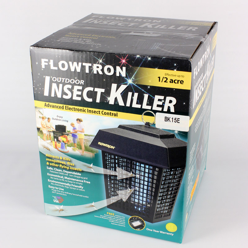 Flowtron Outdoor Insect Killer | SONA